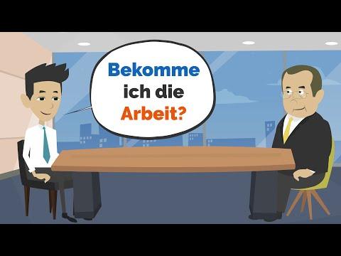 Deutsch Lernen | Vorstellungsgespräch