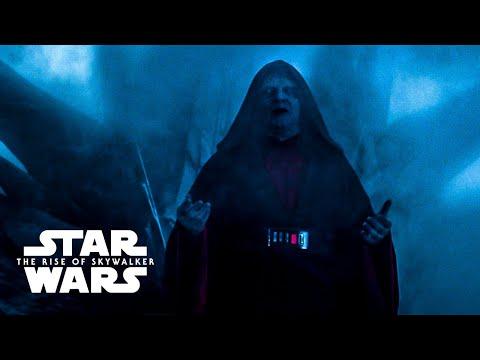 Star Wars The Rise Of Skywalker Emperor Tv Spot Youtube