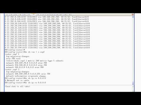 CCIE Tutorial: Troubleshooting OSPF
