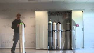 G-LINE G-OD Gas Cylinder Cabinets (Outdoor Storage) product video