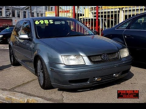 2004 Volkswagen GTI VR6 with a Jetta Nose