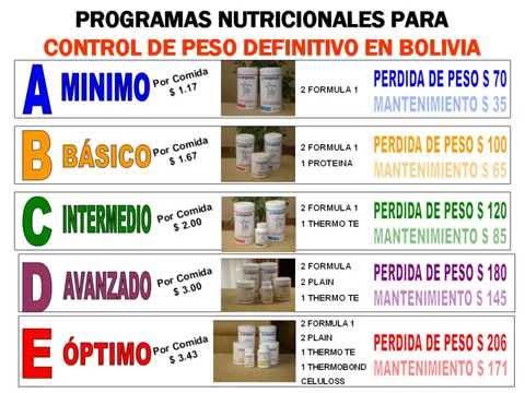 Programas para Perder Peso con Herbalife - YouTube