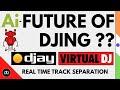 DJAY PRO AI & VIRTUAL DJ 2021 | CREATE ACAPELLAS Etc.. LIVE USING AI | IS THIS THE FUTURE OF DJING ?