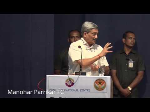 Mr Manohar Parrikar True Defence Minister : Nice speech at Pune