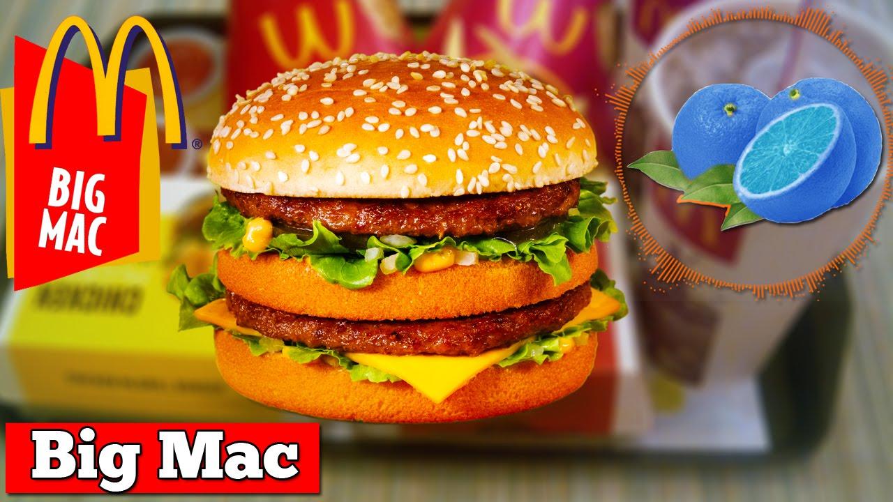 Cum sa faci un Hamburger BIG MAC