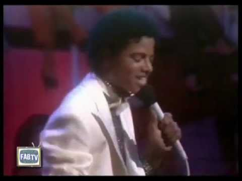 Michael Jackson - Rock With You - 1981 (Live)