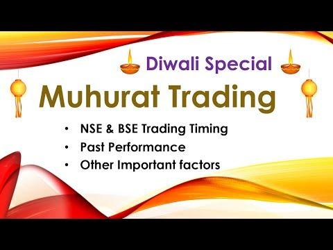 Diwali Muhurat Trading - Past performance - Trading strategy
