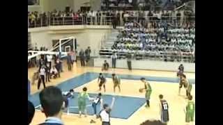 2011-2012 澳門學界-籃球-男子A組-決賽-勞校VS粵華中學-全場-2012年2月24日