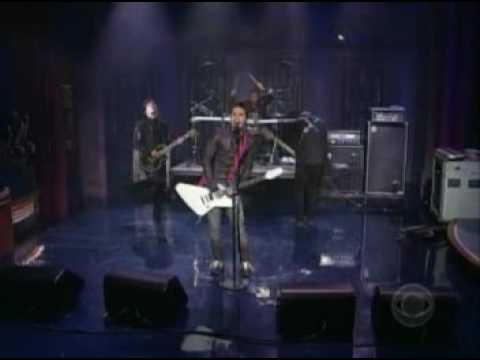 30 Seconds to Mars - Attack (Live On Letterman)