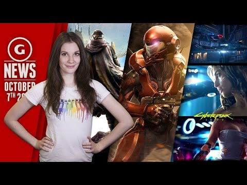 """Cyberpunk 2077 """"Far Bigger"""" Than Witcher 3 + Halo 5 Campaign Length! - GS Daily News"""