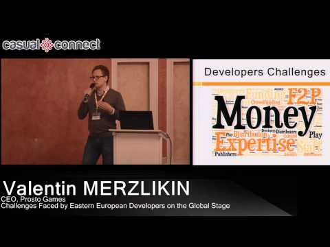 Challenges Faced By Eastern European Developers On The Global Stage | Valentin MERZLIKIN