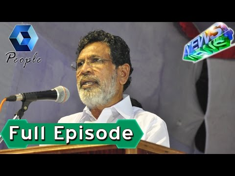 News 'n' Views: G Karthikeyan Dies, KM Mani To Present Budget | 7th March 2015 | Full Episode