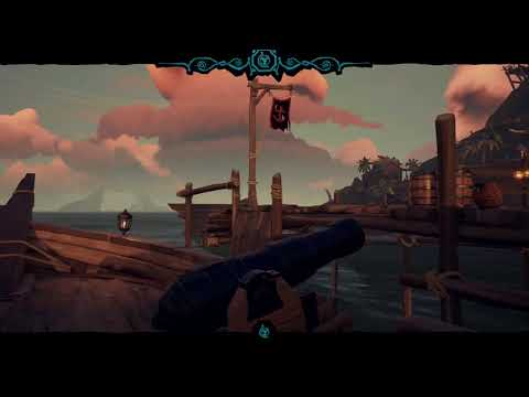 Sea of Thieves Saturday #3: Parking Problems