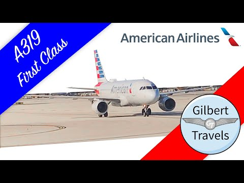 American Airlines First Class A319 Flight Review & Expanded MIA Centurion Lounge