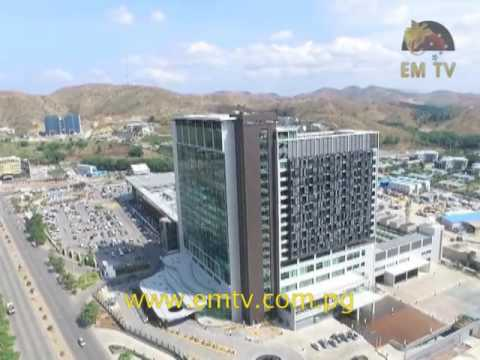 Rh Opens New Stanley Hotel In Port Moresby