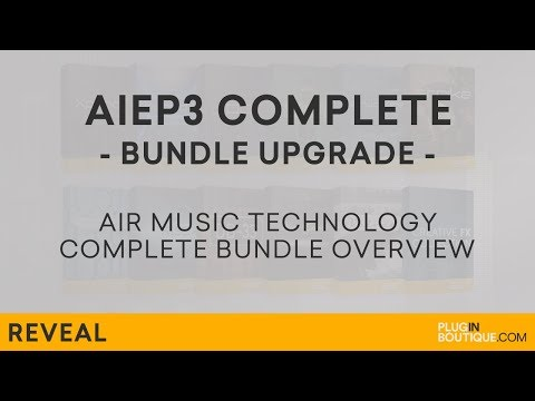 AIR Instrument Expansion Pack 3 Complete   AIEP3 Complete Bundle and Upgrade   Long Edit