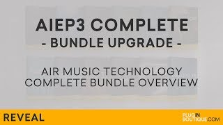 AIR Instrument Expansion Pack 3 Complete | AIEP3 Complete Bundle and Upgrade | Long Edit