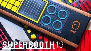 Joue - универсальный usb-контроллер (Superbooth19)