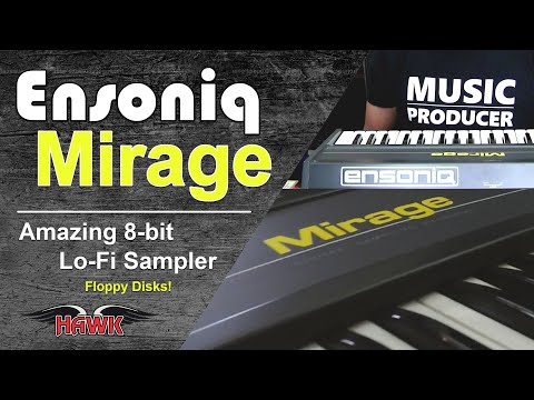 Ensoniq Mirage Vintage Sampler