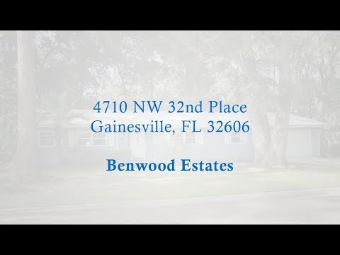 4710 NW 32nd Place, Gainesville, FL