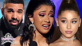 Grammys 2019 Recap: Ariana Grande shades Cardi B's win, Drake, J Lo, etc.