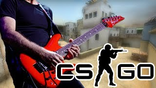 Playing Guitar on CS:GO - Game Show Open Lobby!