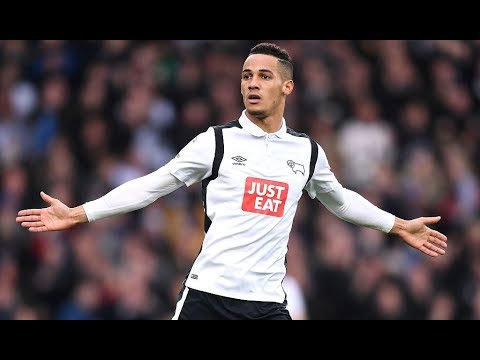 Tom Ince -  Derby County - 2015-2017 - All 38 Goals