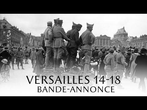 Versailles pendant la Grande Guerre