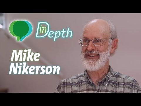 Mike Nickerson - Cultural Evolution [Youth Climate Report: In-Depth]
