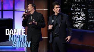 Dante y Aníbal recordando los éxitos del gran cantante Nino Bravo – Dante Night Show