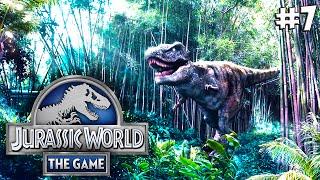 Jurassic World. Прохождение #7 (Gameplay iOS/Android)