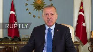 Turkey: 'No difference between attacking our flag or economy' - Erdogan