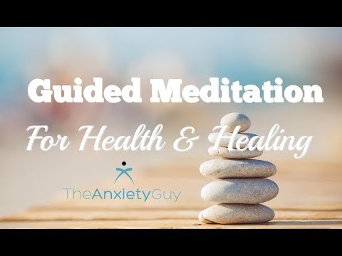 Guided Meditation For Health And Healing (Immune System Booster)