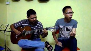Yesterday (Guitar Cover) - Lê Hùng Phong - Duy Tùng