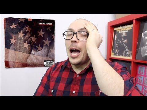 Eminem - Revival ALBUM REVIEW