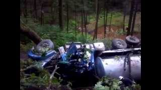 June 11, 2014 - Crash in Lycoming Township