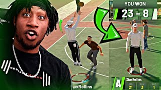 I Made The Most SKILL-LESS BUILD IN THE GAME.. I Was SHOCKED At What Happened!! - NBA 2K19 MyPARK