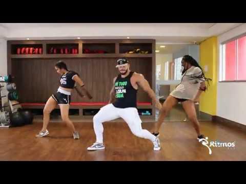 MC WM - Senta Braba l Coreografia l Ritmos Fit
