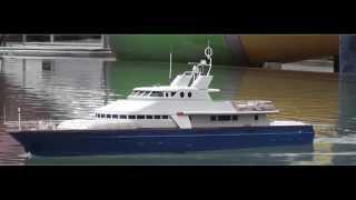 RC Boat - Pegasus III - Yacht