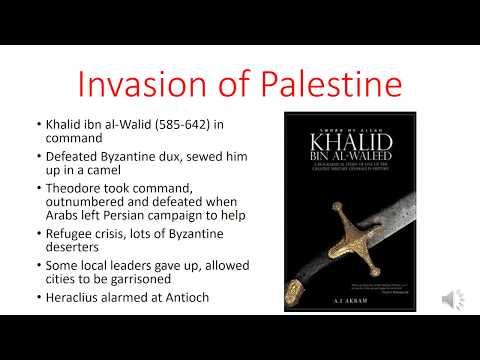 Arab Conquests, 632-750
