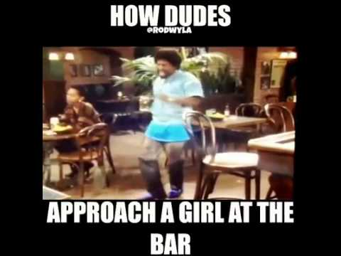 How guys approach a girl in the bar youtube how guys approach a girl in the bar ccuart Choice Image
