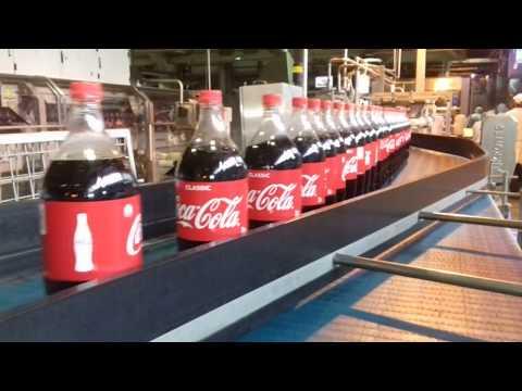 Завод Coca Cola Новосибирск
