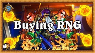 Hearthstone: Buying Better RNG - Exodia Mage