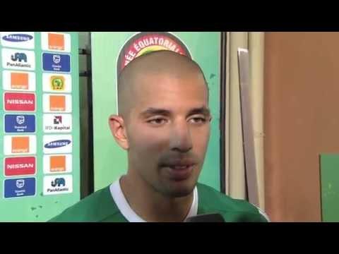 Post-match Interviews: Ghana vs Algeria - Orange Africa Cup of Nations, EQUATORIAL GUINEA 2015