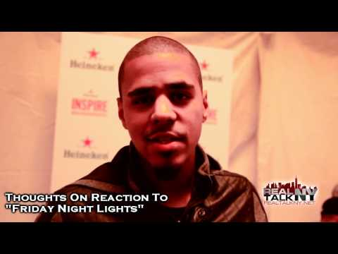 J. Cole Speaks On Jay Electronica Joining Roc Nation & Friday Night Lights