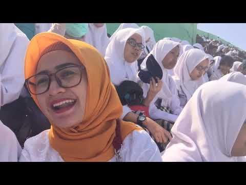 HUT Kota Malang 105 Stadion Gajayana SMPN 16 Malang