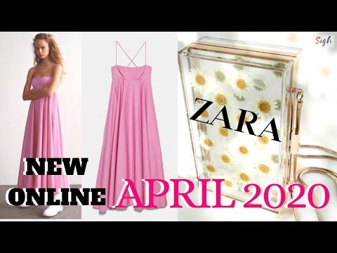 ZARA Shop Up APRIL 2020 NEW COLLECTION Favorites Online