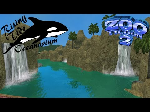 Zoo Tycoon 2: Rising Tide Oceanarium Part 4 - Seal Paradise