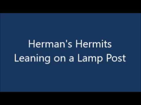 Herman's Hermits - Leaning on a Lamp Post