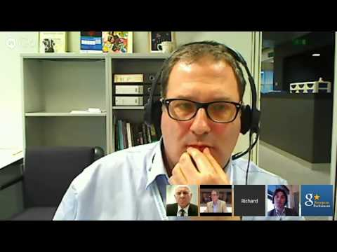 Hangout On Air - The United Kingdom and the European elections